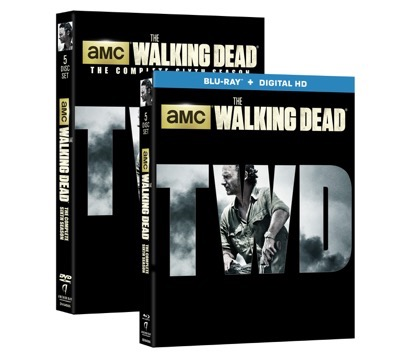 The Walking Dead The Complete Sixth Season blu-ray