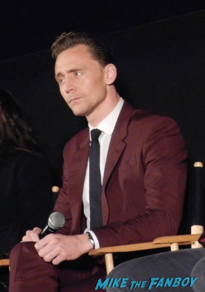 The Night Manager FYC Q and A Tom Hiddleston 2The Night Manager FYC Q and A Tom Hiddleston 2