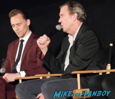 The Night Manager FYC Q and A Tom Hiddleston 2