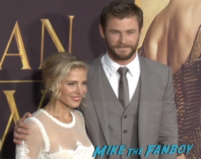 The huntsman los angeles premiere charlize theron signing autographs chris hemsworth14