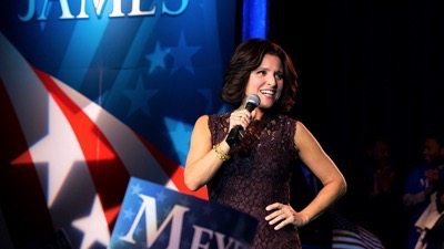 Veep Complete Fourth Season review Julia Louis Dreyfus 1