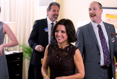 Veep Complete Fourth Season review Julia Louis Dreyfus 2