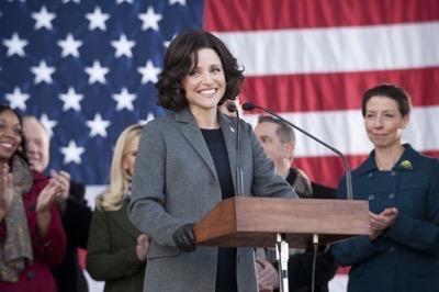 Veep Complete Fourth Season review Julia Louis Dreyfus 2
