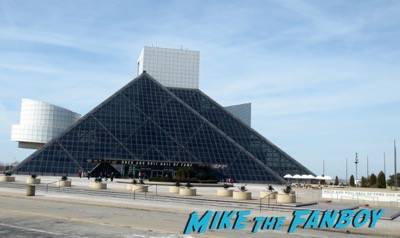 rock and roll hall of fame Wondercon Cleveland5