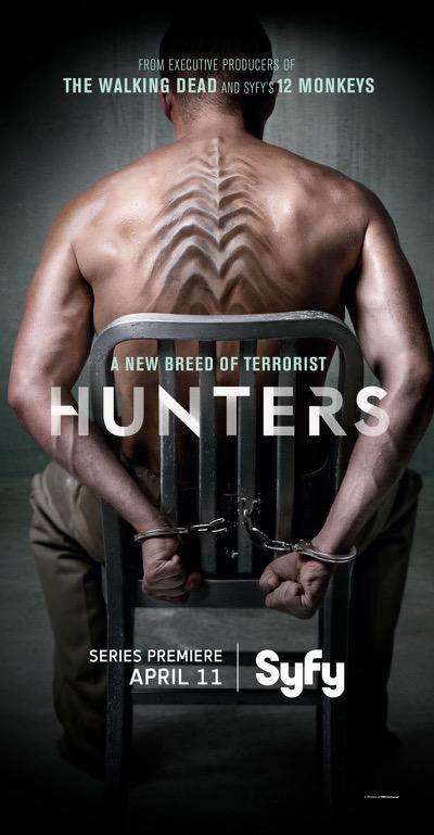 Flynn shirtless syfy hunters