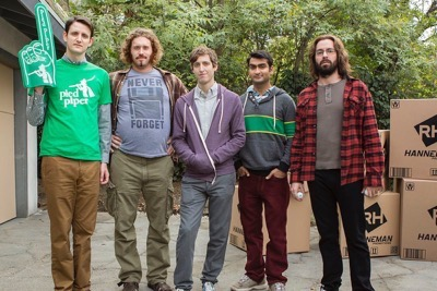 Silicon Valley complete second season press still