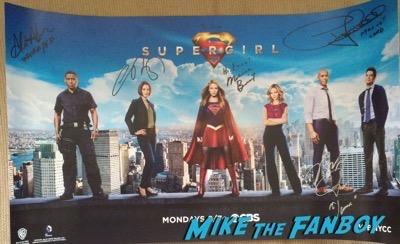 supergirl signed poster1