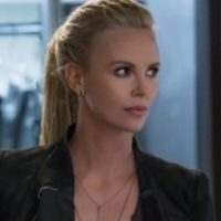 Charlize Theron Cipher Fast 8 sneak peak 1