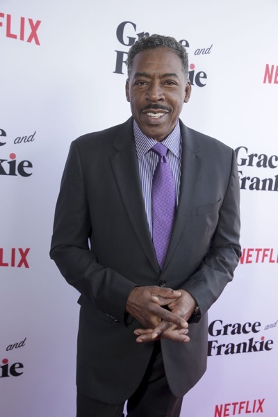 "Ernie Hudson seen at Season Two Premiere of Netflix original series ""Grace and Frankie"" on Sunday, May 1, 2016, in Los Angeles, CA. (Photo by Eric Charbonneau/Invision for Netflix/AP Images)"