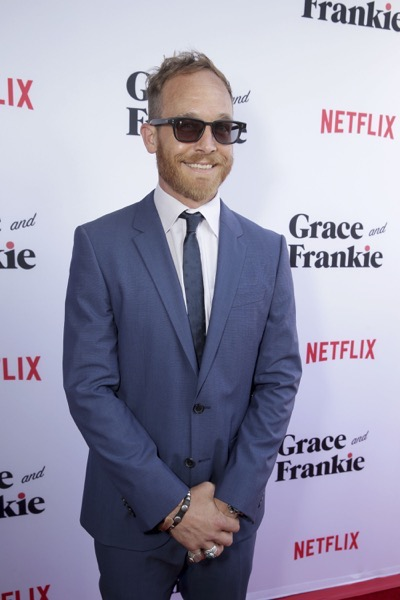 "Ethan Embry seen at Season Two Premiere of Netflix original series ""Grace and Frankie"" on Sunday, May 1, 2016, in Los Angeles, CA. (Photo by Eric Charbonneau/Invision for Netflix/AP Images)"