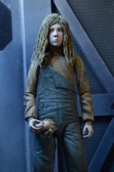 NECA Comic Con exclusives 2016 aliens predator Newt 1