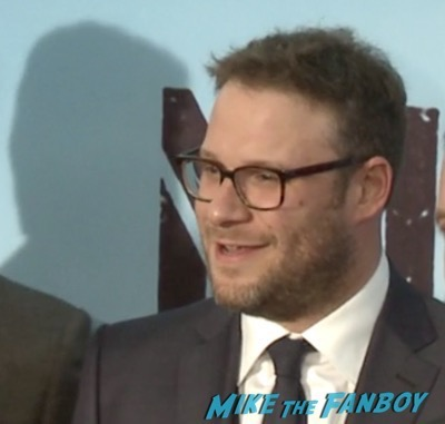 Neighbors 2 los angeles premiere red carpet seth rogan3