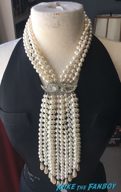 Prince Diamonds and pearls prop necklace 1