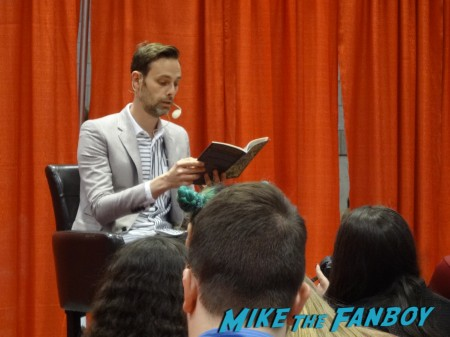 Ransom Riggs reads