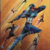 Captain America Civil war free poster