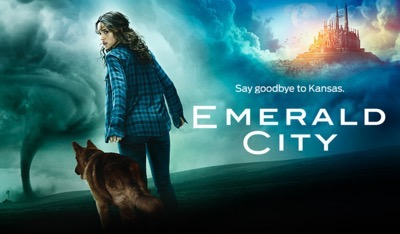 emerald city poster key art