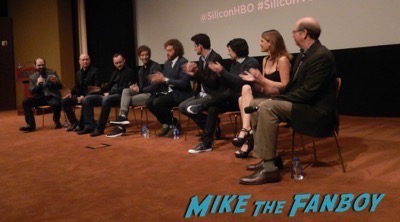 Silicon Valley FYC Q and A! Meeting Mike Judge! T.J. Miller! Zach Woods! Thomas Middleditch! Stephen Tobolowsky! And More!1