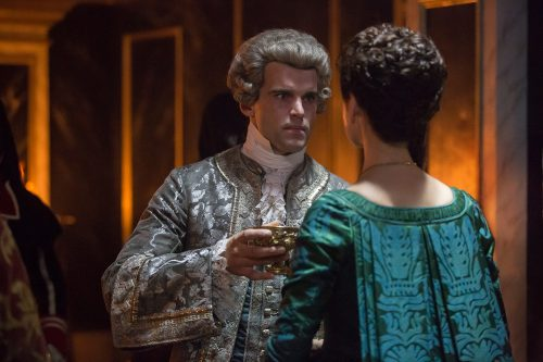 Stanley-Weber-as-Le-Comte-St.-Germain-Caitriona-Balfe-as-Claire-Randall-Fraser-Episode-207