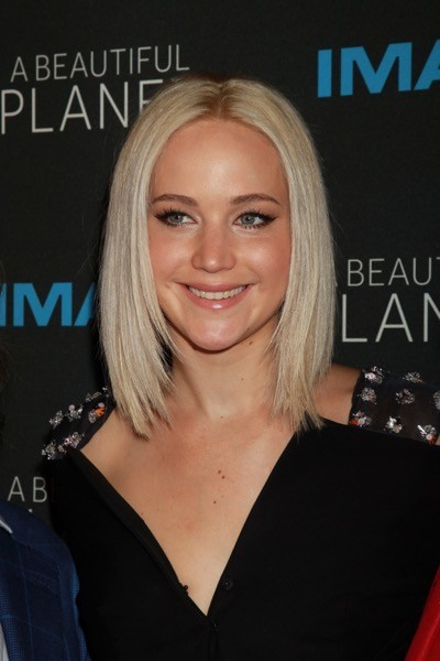 Jennifer Lawrence== IMAX World Premiere of A Beautiful Planet== AMC Loews Lincoln Square, NYC== April 16, 2016== ©Patrick McMullan== Photo- Owen Hoffmann/PMC==
