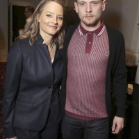 "Director Jodie Foster and Jack O'Connell seen at TriStar Pictures Special Screening of ""MONEY MONSTER"" Hosted by Jodie Foster on Wednesday, May 04, 2016, in Los Angeles."