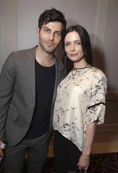 "David Giuntoli and Bitsie Tulloch seen at TriStar Pictures Special Screening of ""MONEY MONSTER"" Hosted by Jodie Foster on Wednesday, May 04, 2016, in Los Angeles."