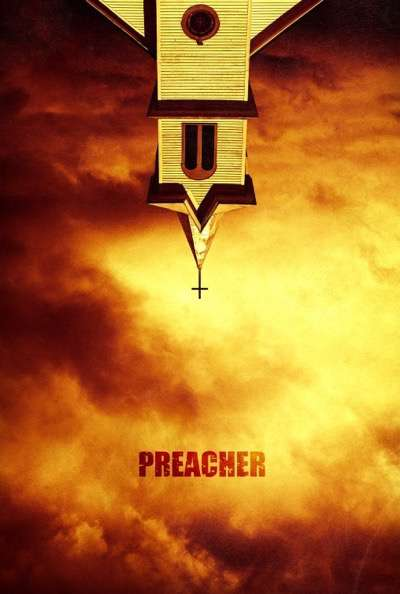 preacher movie poster key art