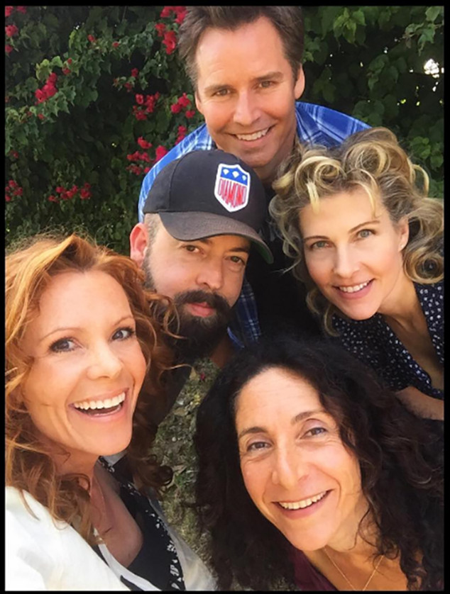Teen Witch cast reunion selfie Robyn Lively