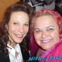 Lili Taylor fan photo signing autographs 2016