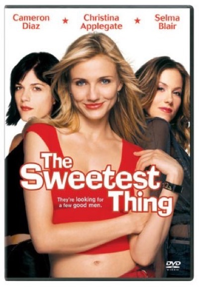 sweetest thing rare dvd cover