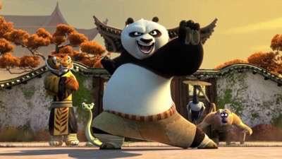 Kung Fu Panda 3 blu ray review