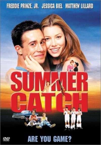 summer catch movie poster