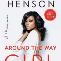Taraji P. Henson and her book All the Way Girl