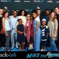 Black-ish fyc event meeting anthony Anderson 11
