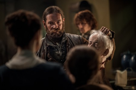 Duncan Lacroix (as Murtagh Fitzgibbons)- Episode 211