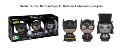 Funko SDCC 2016 exclusives wave 16