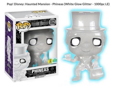 Funko SDCC 2016 exclusives wave 3 2