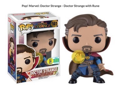 Funko SDCC 2016 exclusives wave 3 7