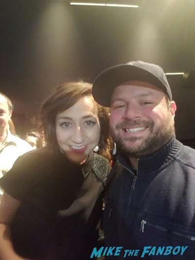Kristen Schaal fan photo Last man on earth emmy fyc q and a 2016 4
