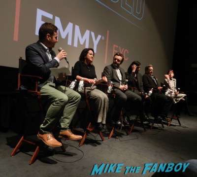 Masters of Sex FYC 2016 panel michael sheen sarah silverman 1