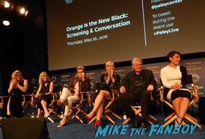 Orange Is The New Black Paley Center Panel Taylor Schilling Fan Photo 16