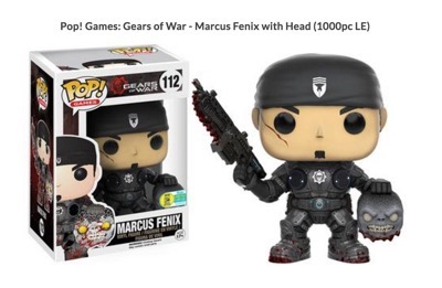 SDCC 2016 funko exclusives wave 4 6