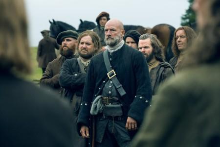 Stephen+Walters+(as+Angus+Mhor),+Graham+McTavish+(as+Dougal+Mackenzie)-+Episode+209