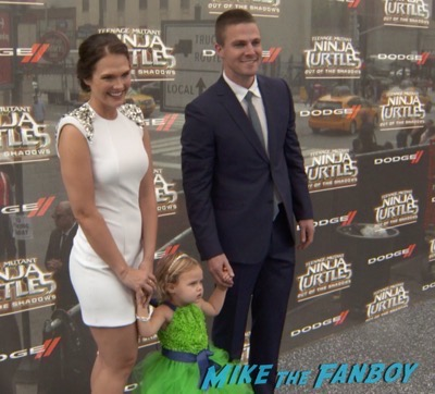 Teenage Mutant Ninja Turtles: Out Of The Shadows ny premiere 10
