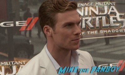 Teenage Mutant Ninja Turtles: Out Of The Shadows ny premiere 7