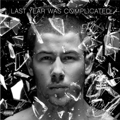 nick jonas last year was complicated signed cd's 1