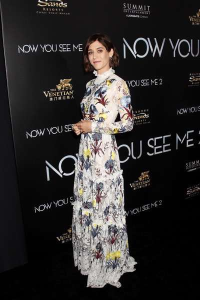 "- New York, NY - 6/6/16 - Summit Entertainment Presents the World Premiere of ""Now You  See Me 2"" -Pictured: Lizzy Caplan -Photo by: Marion Curtis/StarPix"