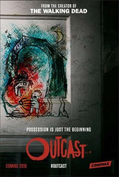 outcast poster promo cinemax key art