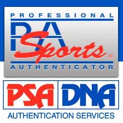 PSA DNA fake autographs