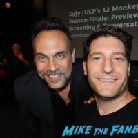 Todd Stashwick 12 monkeys fan photo paley center