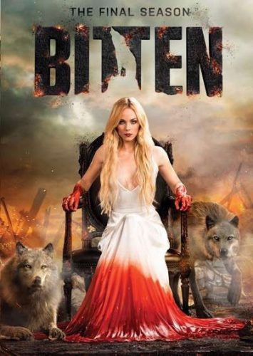 Contest Time! Win Bitten: The Final Season on DVD! The Fang-tastic Series Is Out July 19th!